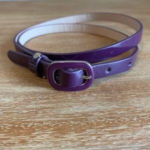 Ann Taylor Purple Belt